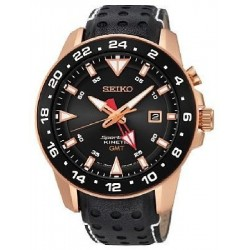 Seiko Sportura Kinetic GMT...